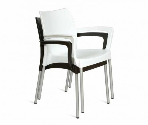 Bach Stacking Armchairs