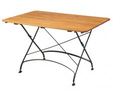 Terrace Folding Rectagular Table