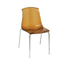 Adelaide Stacking Chair Amber