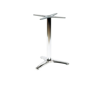 Breeze Cheap Metal Tables 3 Leg