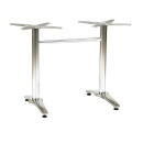 Breeze Cheap Metal Tables Twin Ped