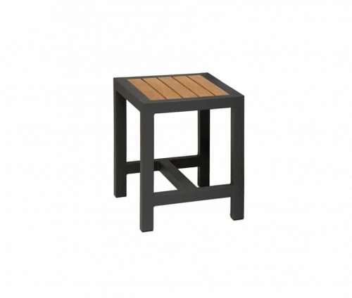 Brew Outdoor Low Stool Grey