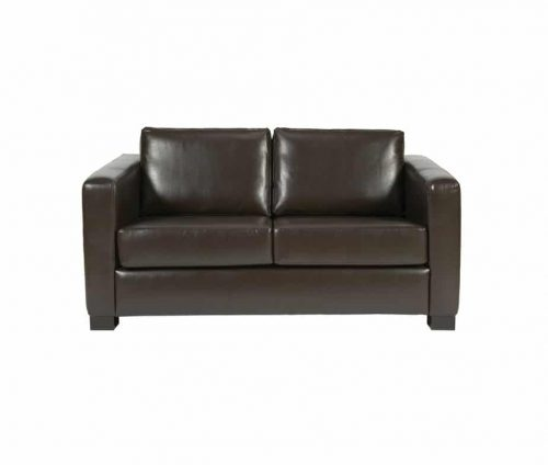 Chorus Faux Leather 2 Seater Sofa
