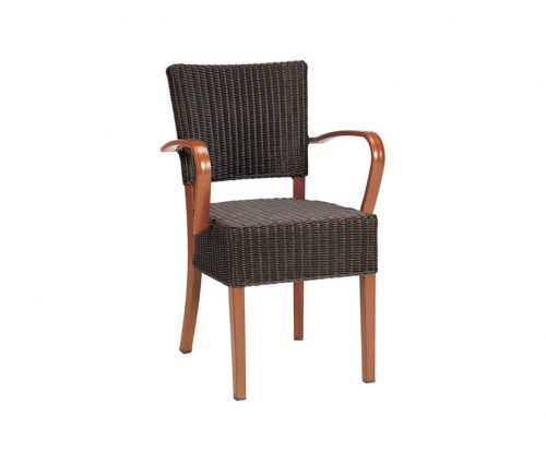 Dallas Outdoor Weave Armchairs
