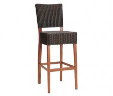 Dallas Outdoor Weave Bar Stools