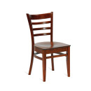 Dallas Walnut Dining Chair