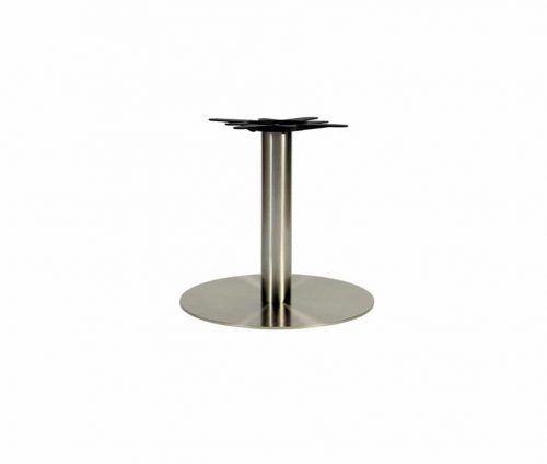 Horizon Silver Round Coffee Table