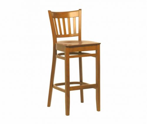 Houston Natural Bar Stool