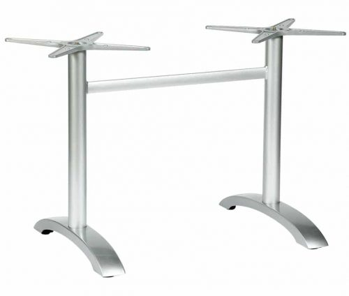 Mezzi Twin Ped Outdoor Tables