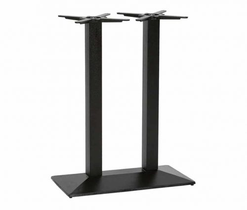 Newton Twin Ped Poseur Table