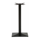Newton Rectangular Poseur Table Black