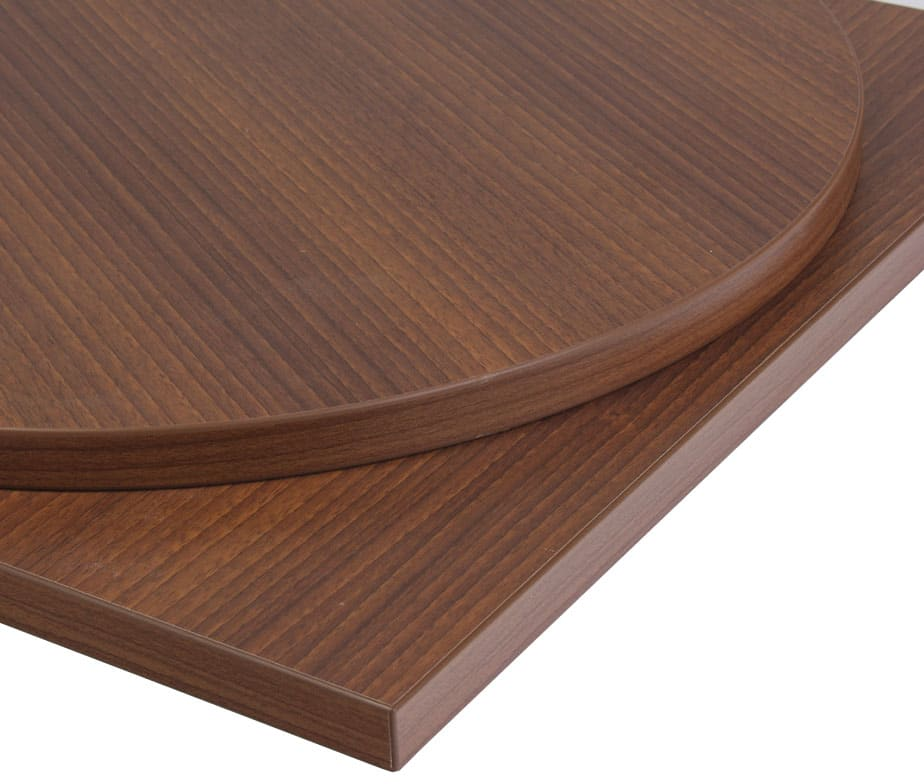 ... / Table Tops / Laminate Table Tops / Walnut Laminate Table Tops