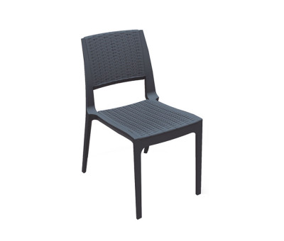 Naples Stacking Side Chair