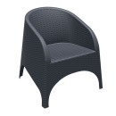 Naples Stacking Outdoor Tub Chair