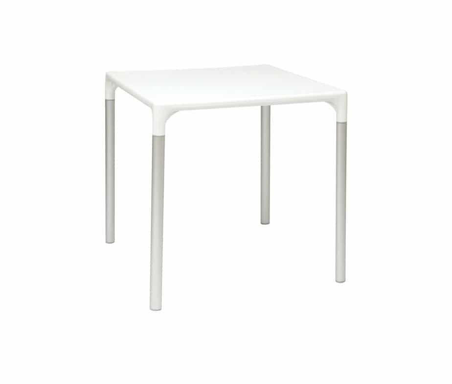 paulo plastic table warner contract furniture