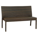 Prima 2 Seater Stacking Bench