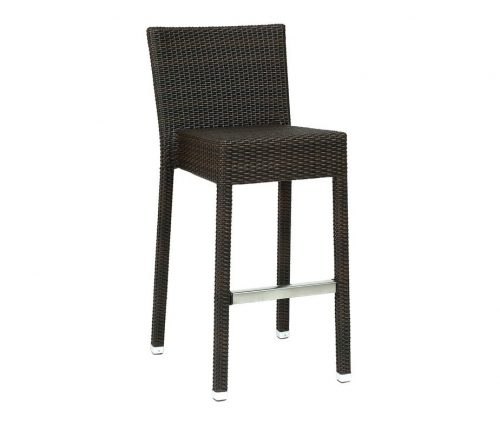 Una Java Weave Bar Stool