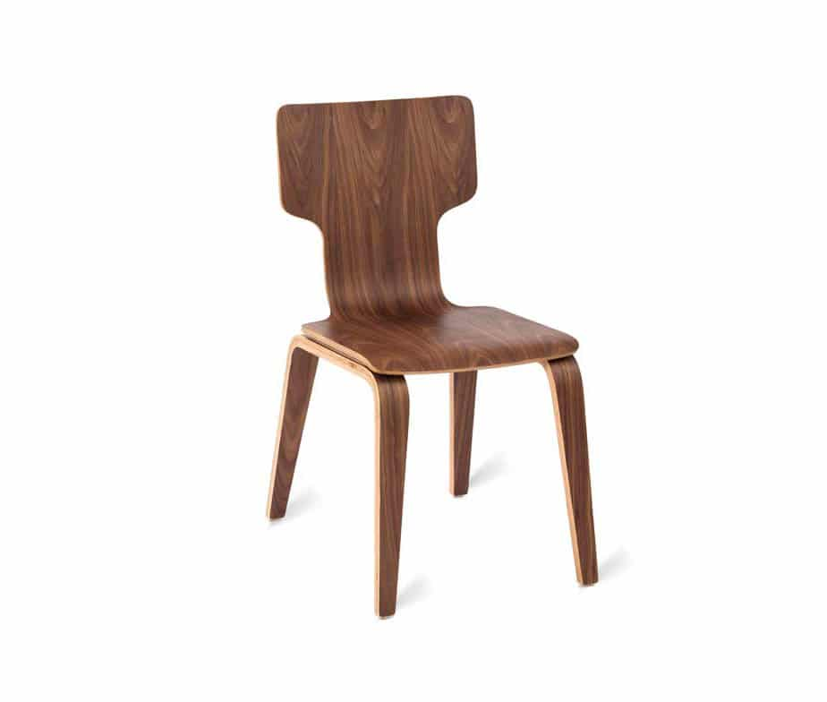 Deco Retro Cafe Dining Chairs