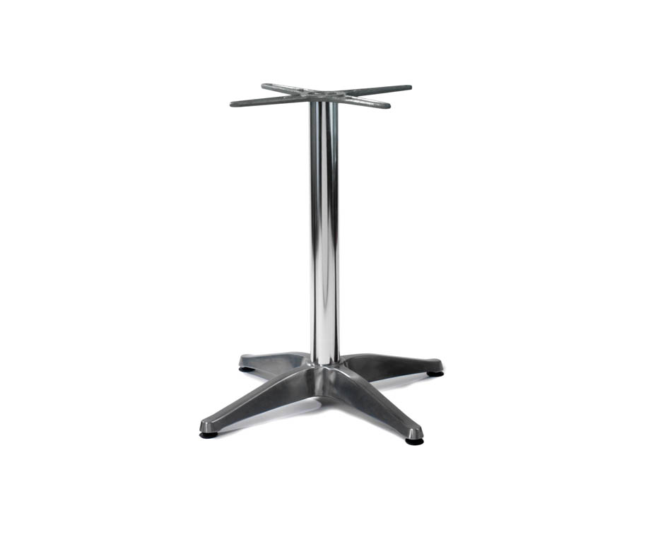 Budget 2 Seater Metal Cafe Table