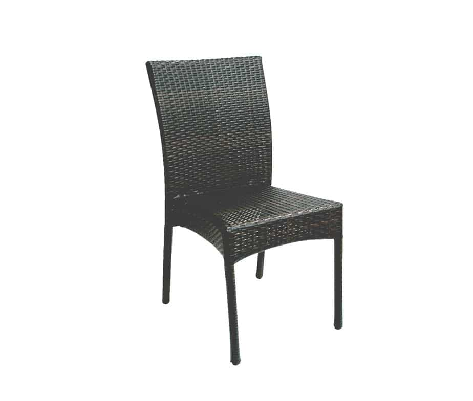 Chicago Stacking Dining Chairs Indoor and Outdoor