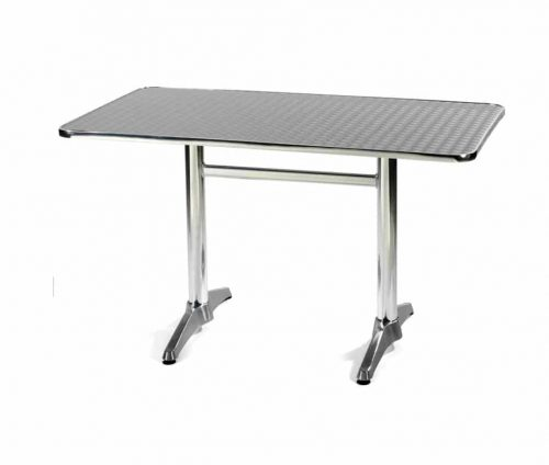 Clio Metal Outdoor Tables Rectangular