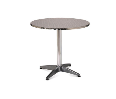 Clio Metal Outdoor Tables Large Round