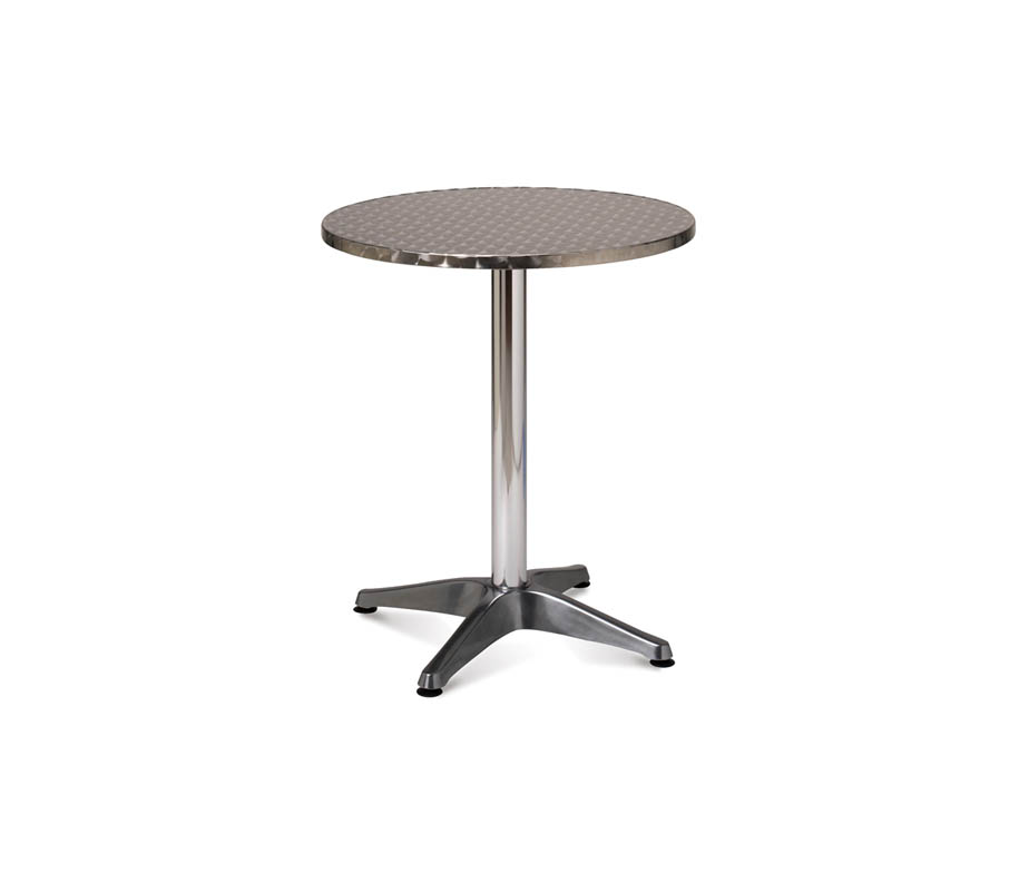 Clio Small Round Metal Cafe Tables Low Prices Quick