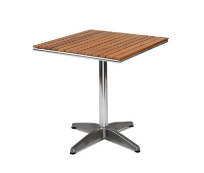 Covent Teak Outdoor Cafe Tables