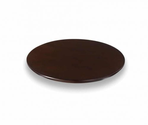 Exp Veneer Wenge Table Tops 600mm Round