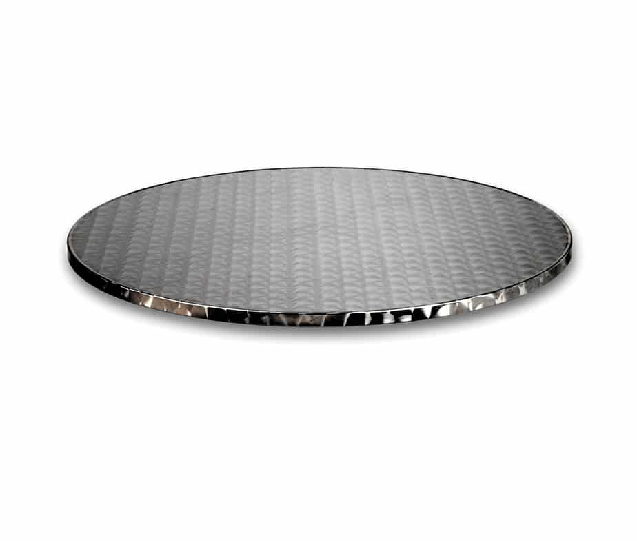 Large Round Metal Tables