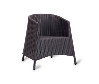 Parma Stacking Outdoor Tub Chairs