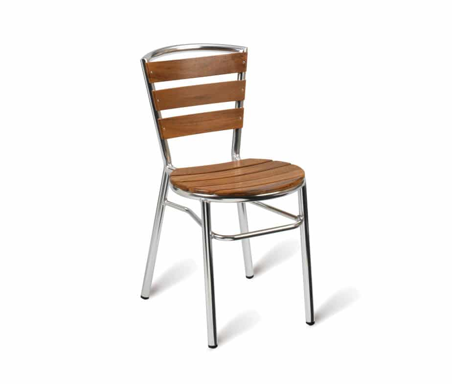 Pimlico Genuine Teak Outdoor Cafe Chairs Buy line With Low Prices