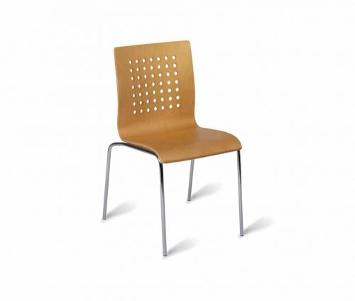 Veronica Stacking Canteen Chair