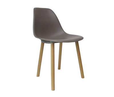Alicia Cafe Chairs Taupe