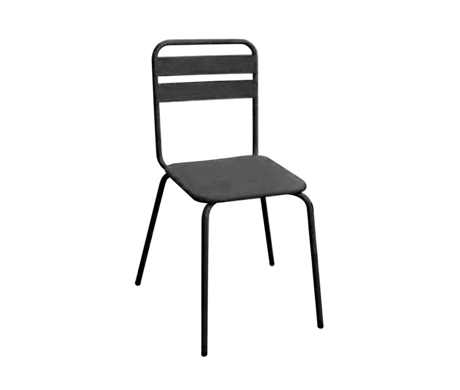 Retro Outdoor Park Chairs From Warner Contract Furniture Buy Online