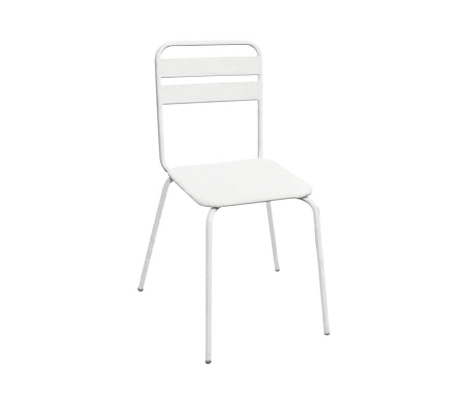 Retro Outdoor Park Chairs From Warner Contract Furniture