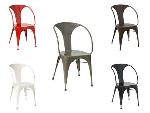 Relish Industrial Armchairs