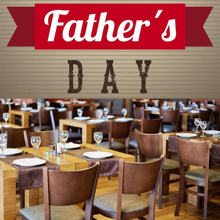 Restaurant Furniture for Fathers Day 2014