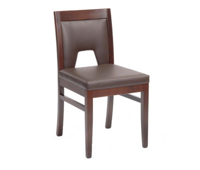 Lancing Modern Dining Chairs Brown