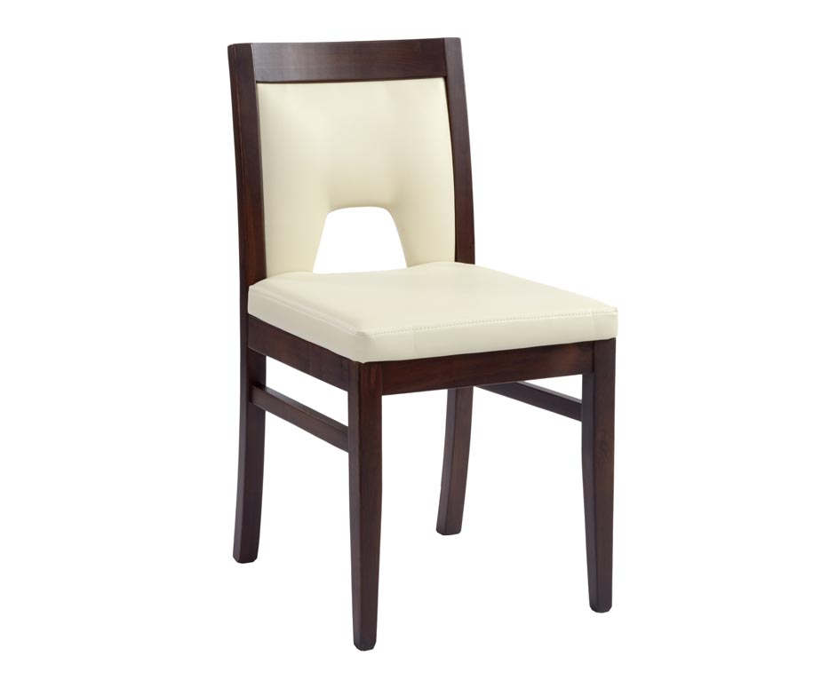Lancing modern dining chairs for bars cafes and restaurants for Contemporary furniture dining chairs