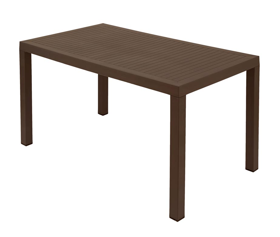 Large Melbourne Rectangular Table Indoor And Outdoor Use