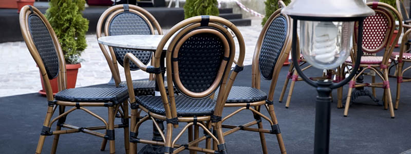 Outdoor Cafe Furniture 2014