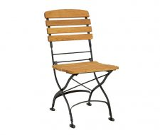 Parade Folding Teak Chairs