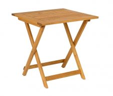 Pier Folding Table All Teak