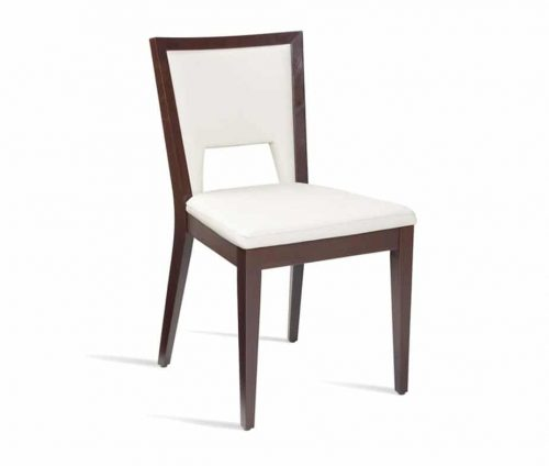 Abramo Hotel Chairs White