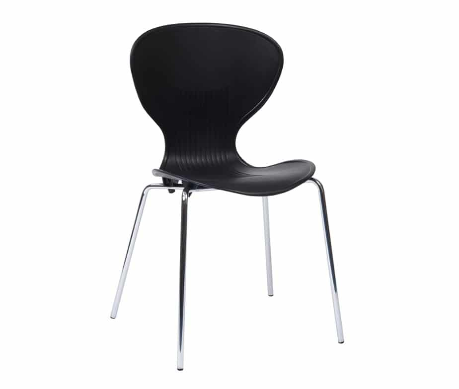 Activ Cafe Chairs Black