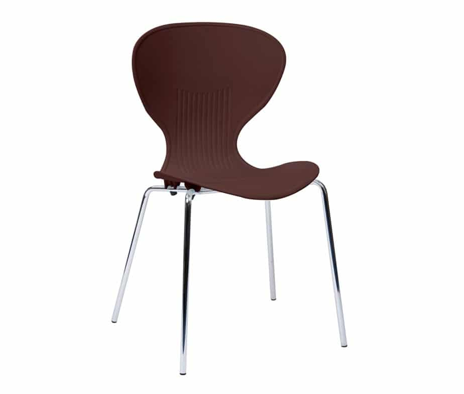 Activ Cafe Chairs Brown