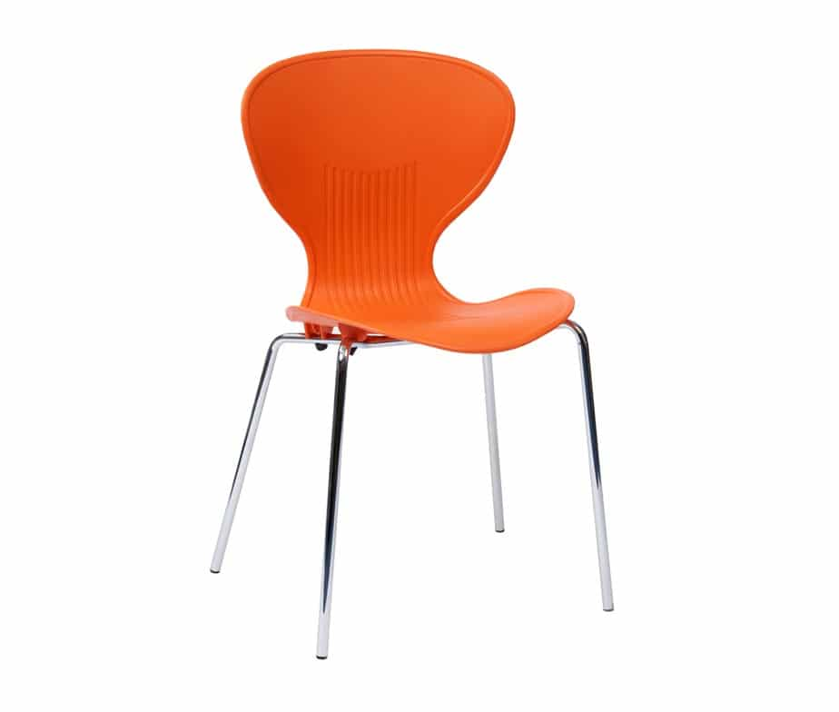 Activ Cafe Chairs Orange