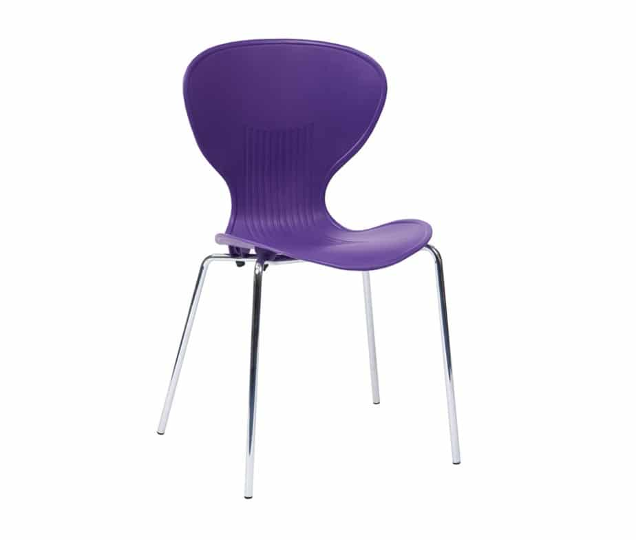 Activ Cafe Chairs Purple