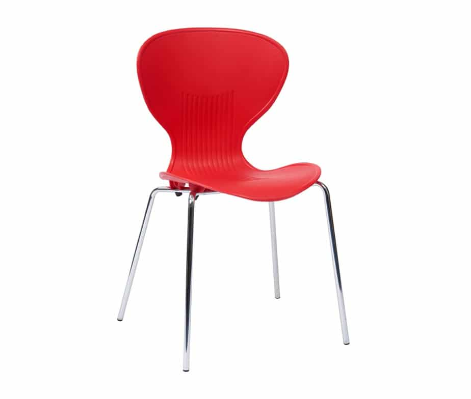 Activ Cafe Chairs Red